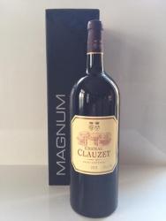Château Clauzet Magnum + geschenkdoos