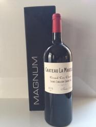 Château La Marzelle Magnum + geschenkdoos