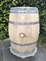 Eiken wijnvat 400 liter