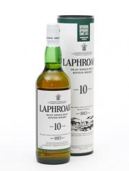 Whisky Laphroaig 10 years